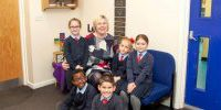 A Testament to Hard Work at Holy Rood School